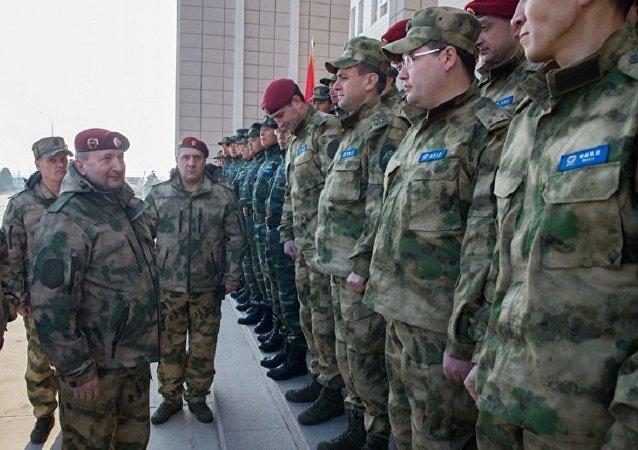 外媒:中俄两国准备反击外来攻击