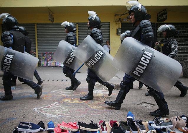 洪都拉斯再次推遲公佈總統選舉結果