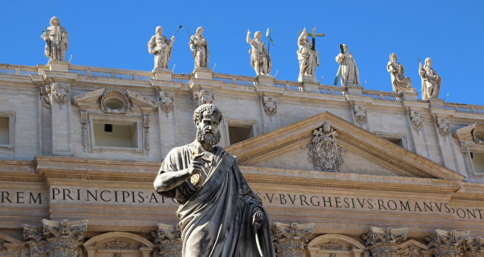 梵蒂冈表示愿同中国发展关系
