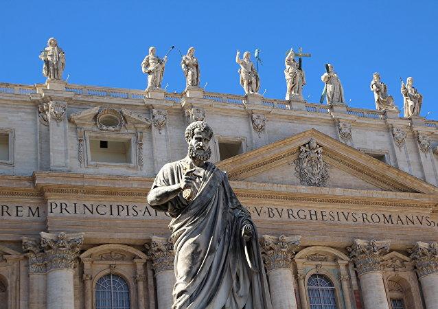 梵蒂岡表示願同中國發展關係