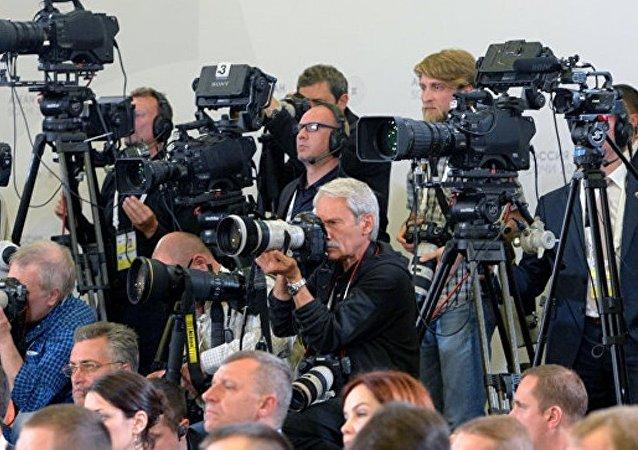外国情报机构名单内的9家媒体记者将被禁止进入联邦委员会