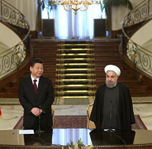 在争夺伊朗市场的竞赛中西方被中国甩得越来越远