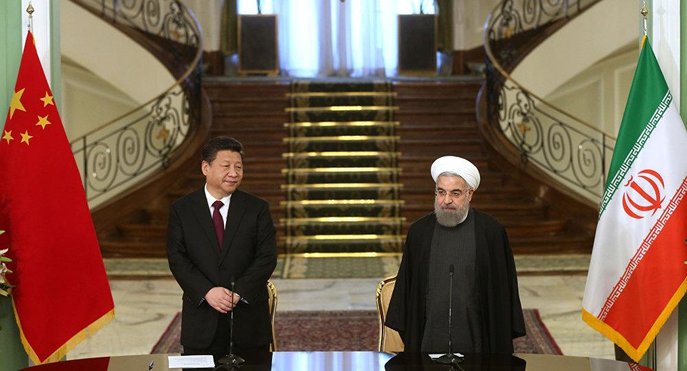中国帮助伊朗应对美国制裁