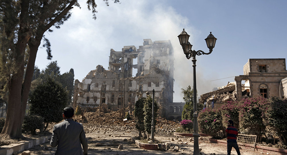 新一轮也门和谈在瑞典启动