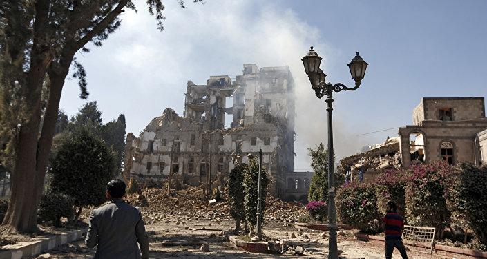 沙特和阿聯酋宣佈解決也門荷台達局勢計劃