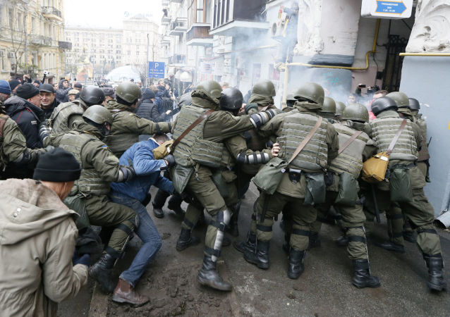 乌克兰总检察院称该国商人请求萨卡什维利帮助终结其案件