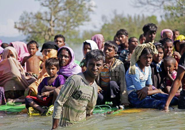 緬甸準備同各方合作保障羅興亞難民安全遣返