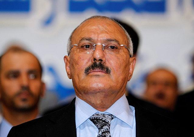 也门前总统萨利赫