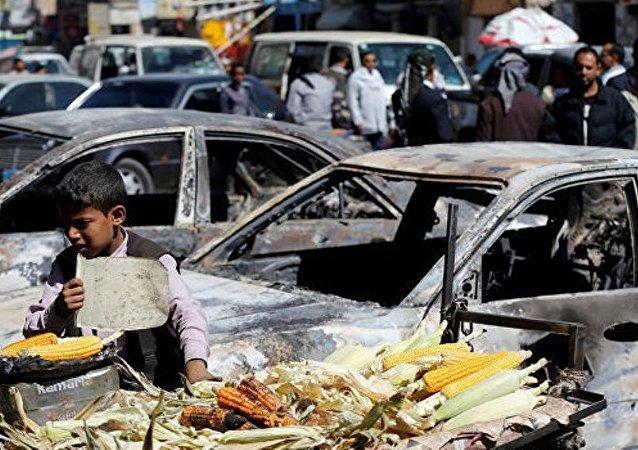 俄外交部:30名俄公民和其他国家公民被专机运离也门