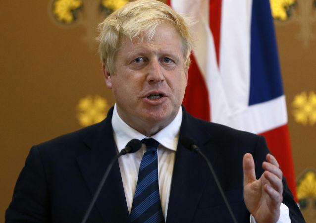 英國外相稱不排除因化武襲擊對敘政府軍發動打擊