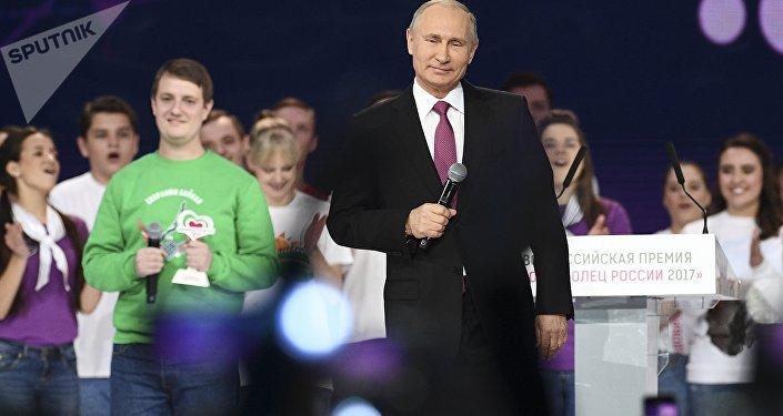 逾半數俄羅斯人會在總統選舉中支持普京