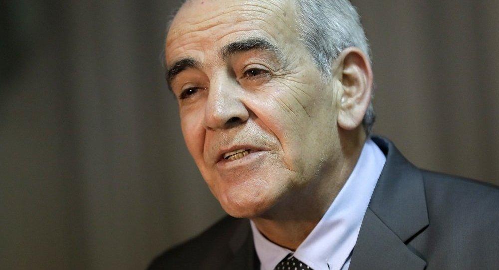 叙反对派统一代表团的发言人阿里迪