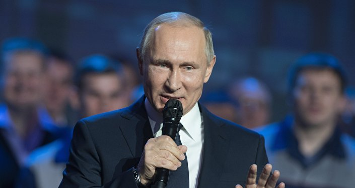 中方尊重普京本人參加競選的決定