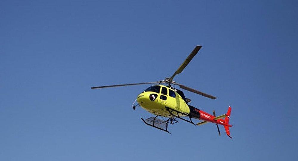 伊爾庫茨克州失聯的直升機被搜索小組找到