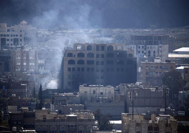 也门数名胡塞武装领导人在阿拉伯联盟空袭中死亡