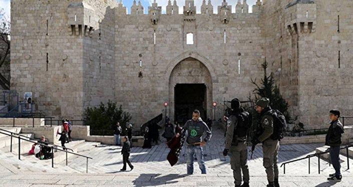 美國關於耶路撒冷地位的決定使巴以和平進程陷入僵局