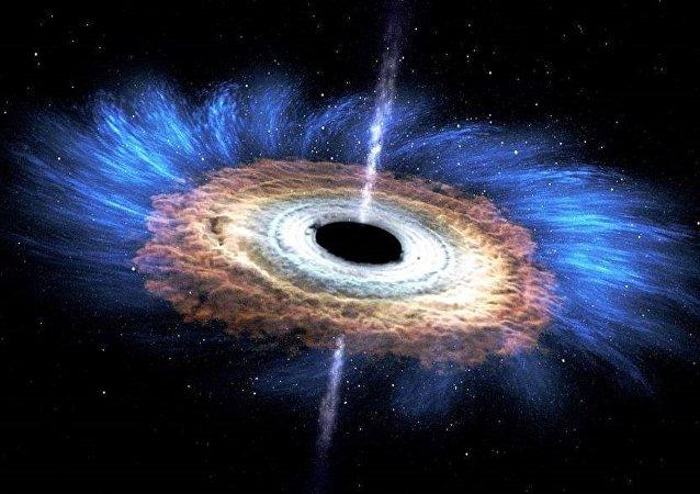 俄罗斯物理学家如何解释原始黑洞的来源