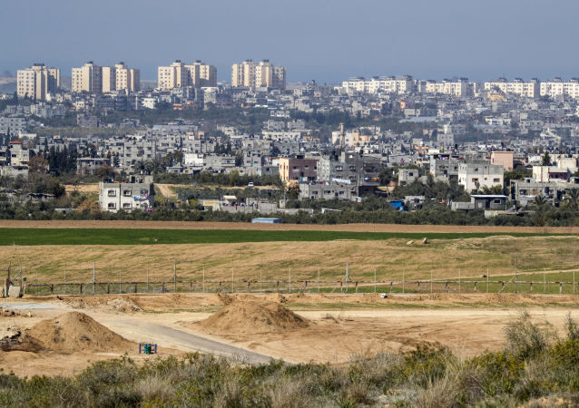 以色列开始在地中海近海修建海上屏障