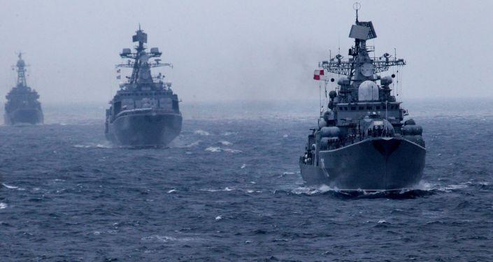 俄海軍司令:俄羅斯在世界海洋的軍事存在能使國家消除海上威脅
