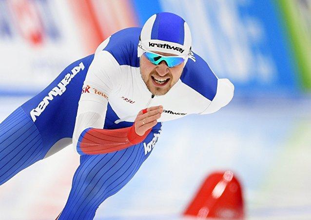 俄罗斯滑冰运动员创下世界纪录
