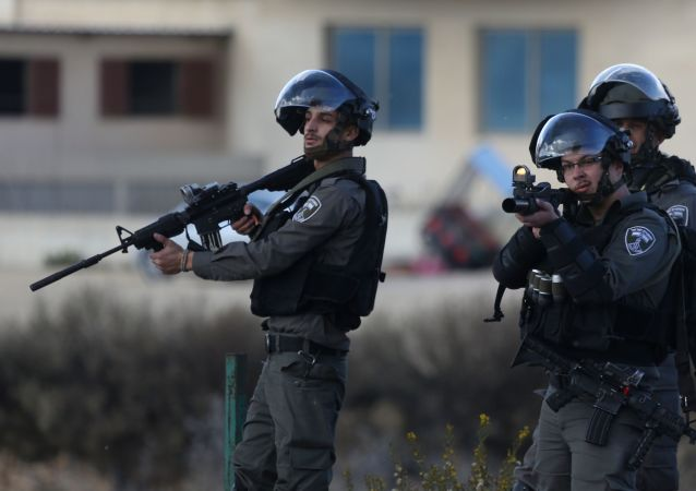 以色列军人