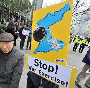 """媒体曝朝鲜对美国的""""迫切要求"""""""