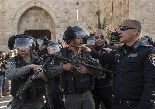 以色列局勢