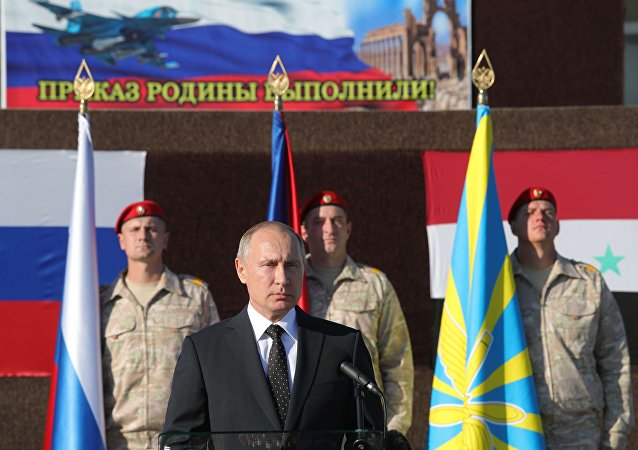 俄军驻叙部队
