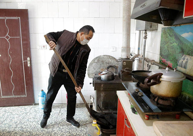 俄媒:中國天寒,天然氣用量受限
