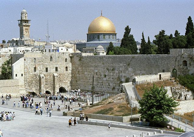 罗马教皇与土耳其总统主张维持耶路撒冷地位
