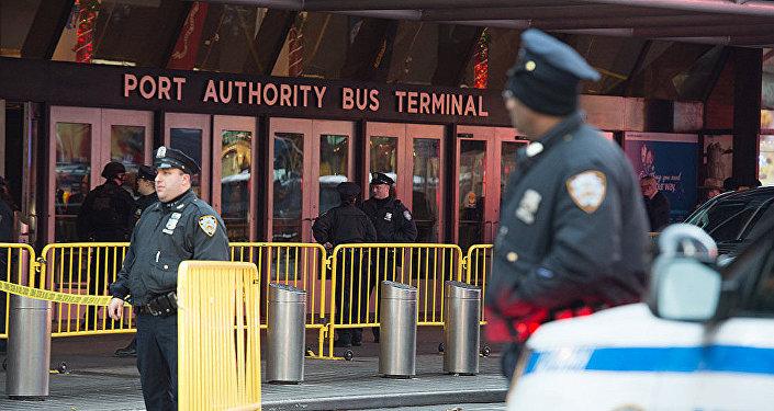 """纽约恐袭嫌疑人受去年柏林恐袭""""激励""""发起袭击"""
