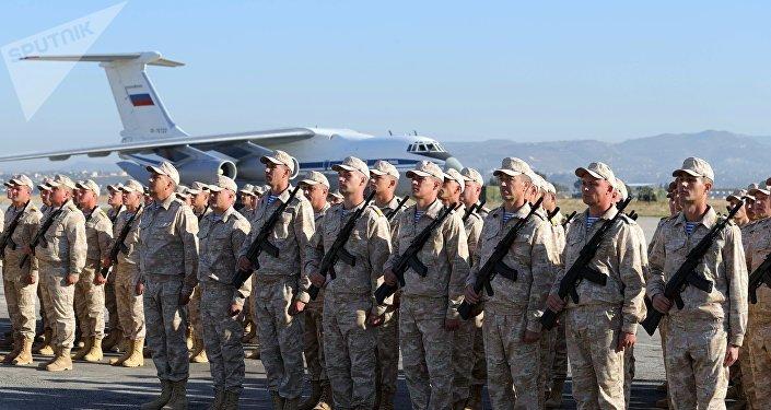 中国外交部:俄罗斯为叙利亚反恐行动取得重要进展作出巨大努力