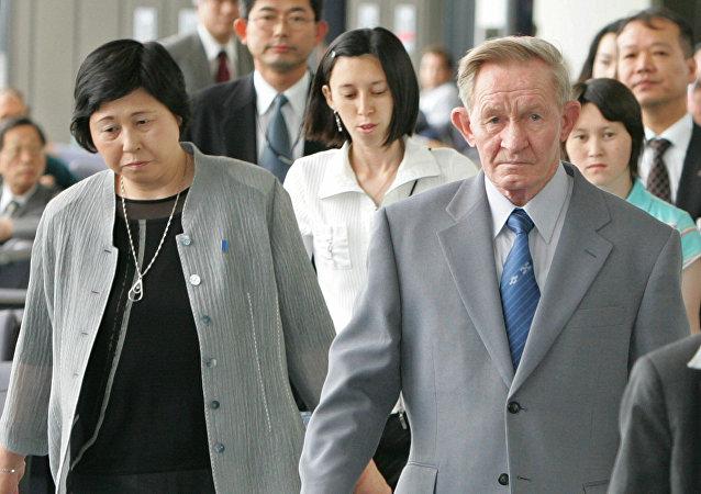 半世纪前叛逃朝鲜的美国兵在日本去世