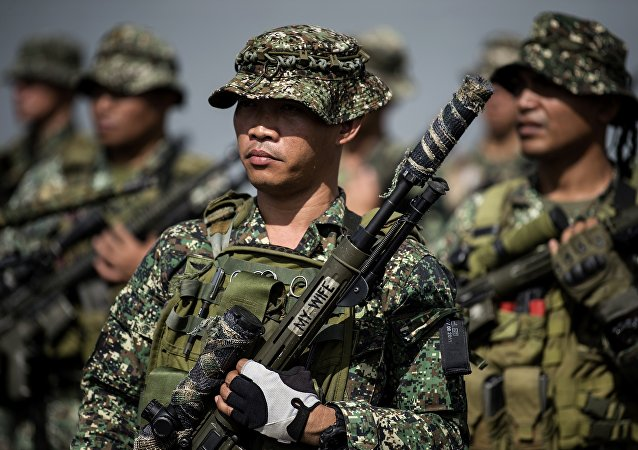 菲律宾军人