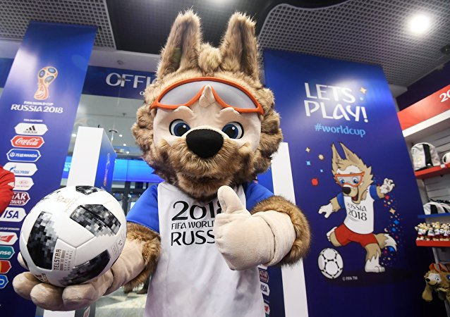 俄羅斯世界杯16強分組出爐
