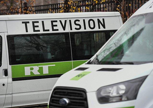 莫斯科将回应伦敦对俄媒体的非法行动
