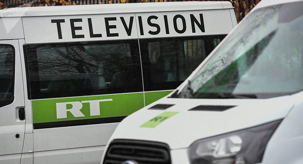 拉脱维亚防长怪怨比利时放映RT频道节目