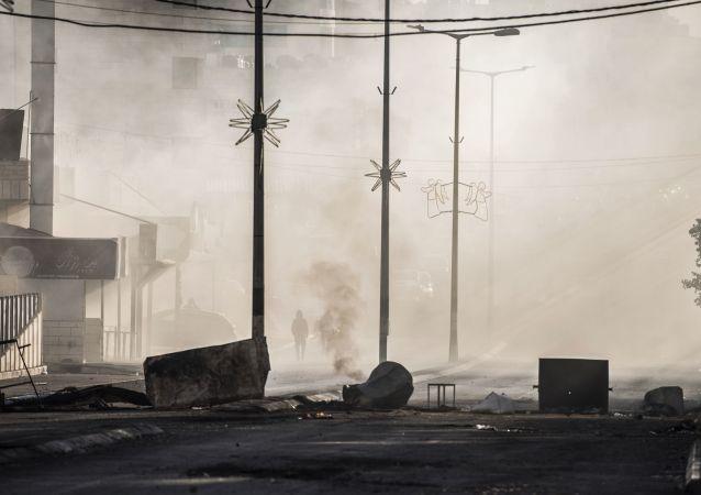 伊斯兰合作组织决议:美国无法成为调解中东的斡旋者