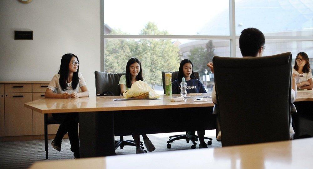 中国是留学英国私人学校孩子数量最多的国家