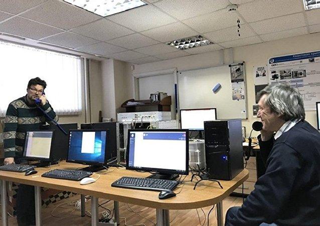 莫大物理学家们制造并实际检验新型防窃听量子电话