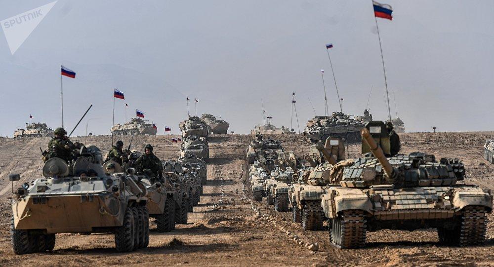 俄外交部:俄因阿富汗威脅強化中亞軍事基地