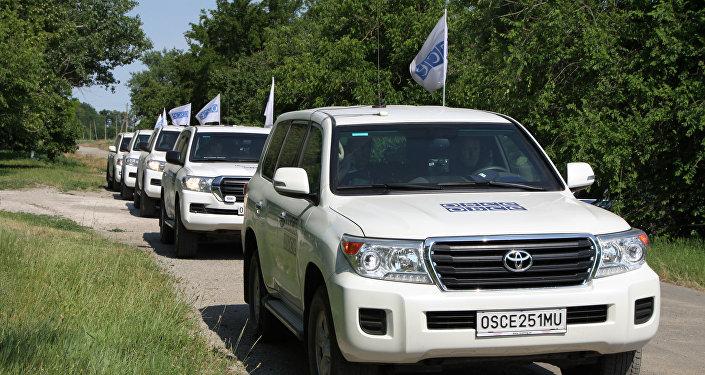 歐安組織巡邏隊
