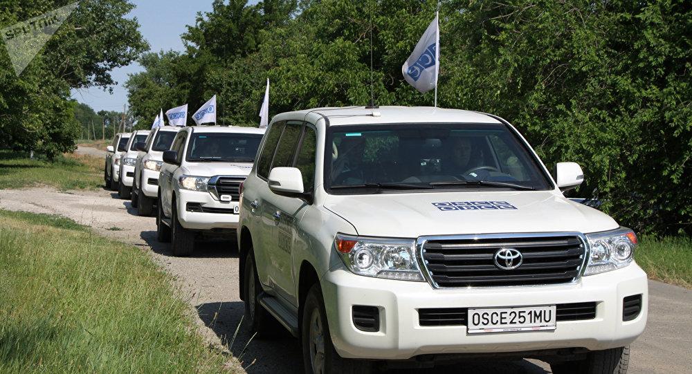 欧安组织巡逻队