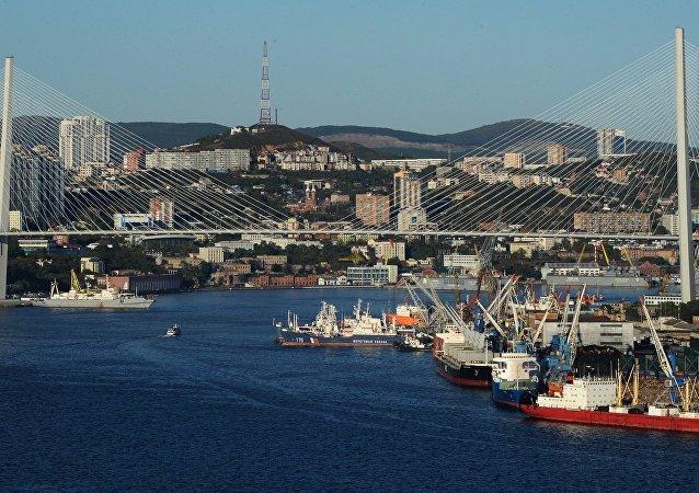 日本商船三井將在俄遠東地區註冊公司