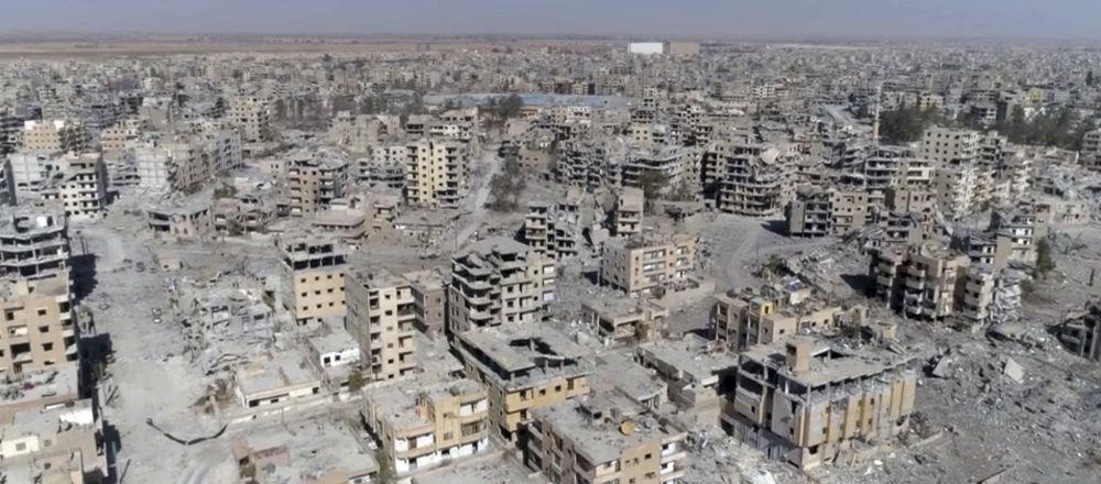 叙利亚外交部把国际联盟解放拉卡的行动等同于种族灭绝