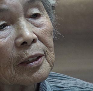 89歲日本老婦痴迷攝影並舉辦個個