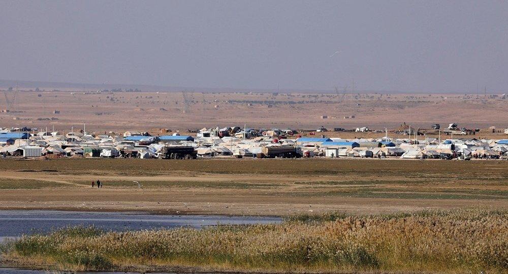 哈塞克省难民(图片资料)