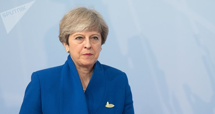 英國首相特蕾莎∙梅