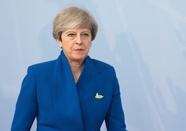 英國首相威脅其脫歐計劃反對者提前舉行選舉