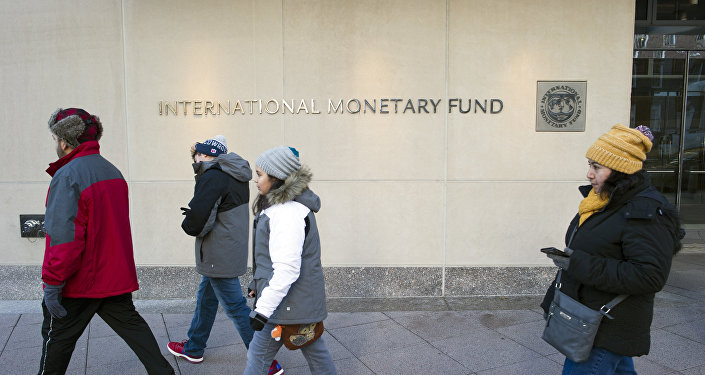 消息人士:若IMF不向乌克兰提供新贷款该国将面临债务违约